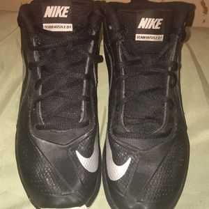 nike team hustle d7 perfect condition